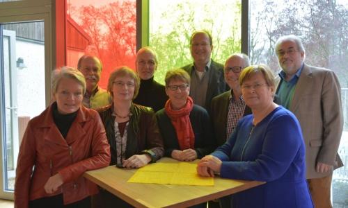BKRG-Vorstand Neuwahl 2016