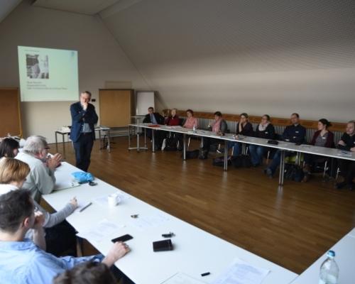 Fortbildung 2018 auf dem Hirschberg