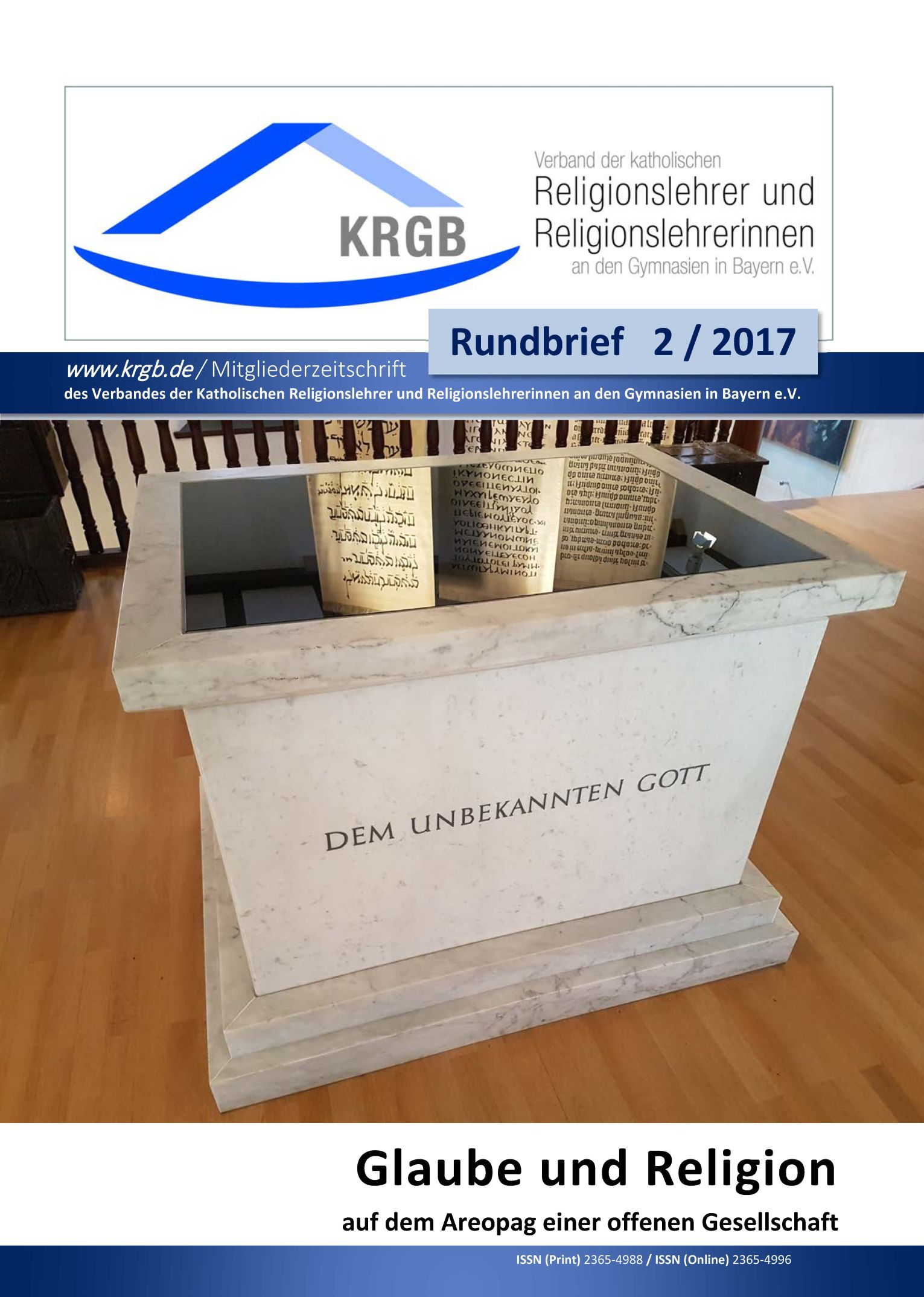 Titelbild KRGB RB 2017 2 digital